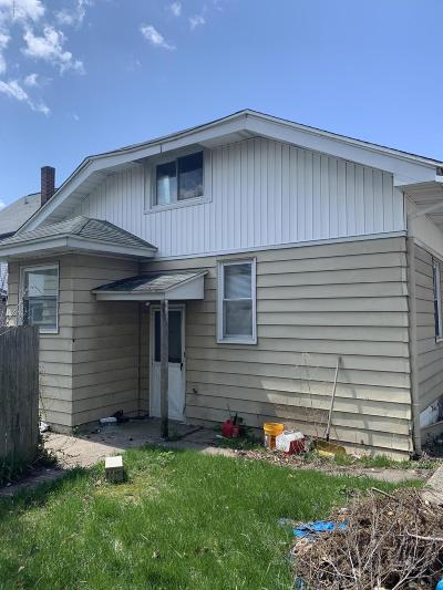 Single Family Home For Sale: 1822 Madison Avenue SE