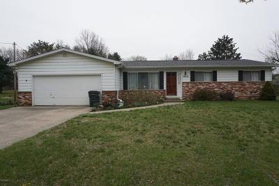 Lawton Single Family Home For Sale: 30261 64th Avenue