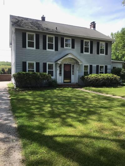 Grand Haven Single Family Home For Sale: 1509 Sheldon Road