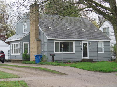 Grandville Single Family Home Active Contingent: 3239 Division Avenue SW
