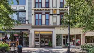 Grand Rapids Condo/Townhouse For Sale: 51 Monroe Center Street NW #205