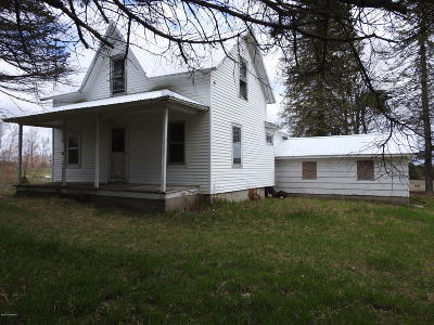 Hart, Shelby Single Family Home For Sale: 2306 S 28th Avenue
