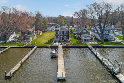 Holland, West Olive Single Family Home For Sale: 1991 Lakeway Drive