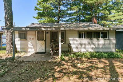 Newaygo Single Family Home For Sale: 9309 Catalpa Avenue