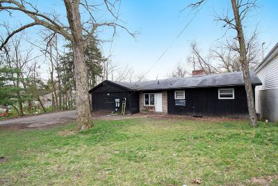Kalamazoo Single Family Home For Sale: 1510 Knollwood Avenue