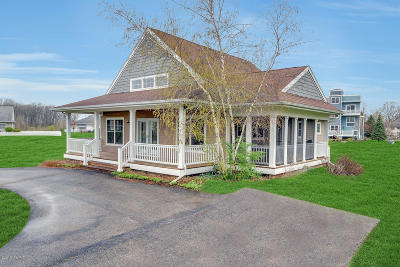 New Buffalo Single Family Home For Sale: 100 Diamond Point Lane #55