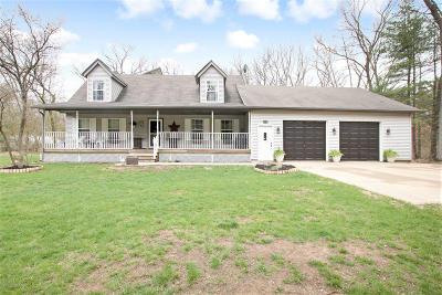 Hamilton Single Family Home For Sale: 3778 135th Avenue