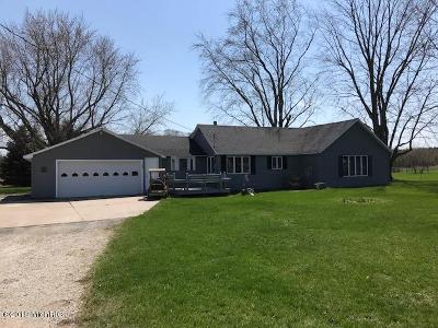 Walkerville Single Family Home For Sale: 4407 E Madison Road