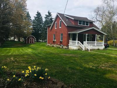 Single Family Home For Sale: 1059 Parkhurst Avenue NW