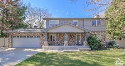 Muskegon County, Oceana County, Ottawa County Single Family Home For Sale: 203 Pinecrest Road