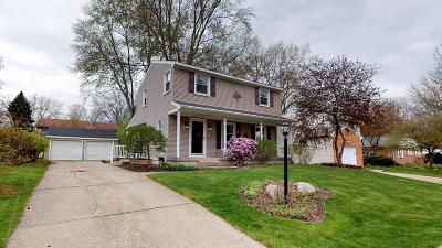 Single Family Home For Sale: 1427 Walwood Terrace NE