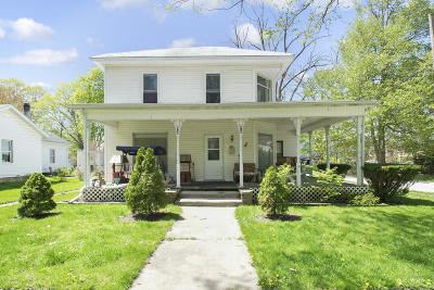 Buchanan Single Family Home For Sale: 202 S Red Bud Trail