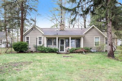 Allegan County Single Family Home For Sale: 980 Lakewood