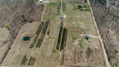 Allegan Residential Lots & Land For Sale: 2633 38th Street
