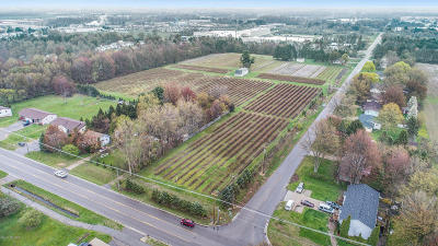 Holland, West Olive Residential Lots & Land For Sale: 165 Greenly Street