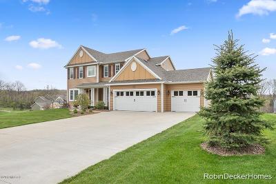 Single Family Home For Sale: 9490 Shakespeare SE