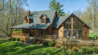 Van Buren County Single Family Home For Sale: 34280 40th Street
