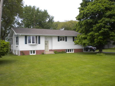 Ludington Single Family Home For Sale: 3450 W Conrad Road