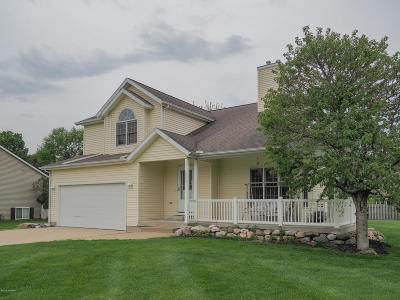 Otsego Single Family Home For Sale: 700 Barton