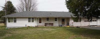 Benton Harbor Single Family Home For Auction: 4615 E Napier Avenue