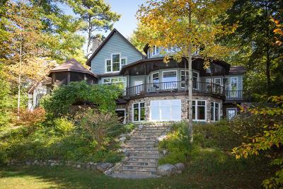 Van Buren County Single Family Home For Sale: 34595 Baseline Road