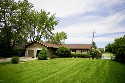 Grand Haven, Spring Lake Single Family Home For Sale: 14309 Green Street