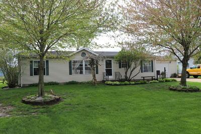Galien Single Family Home For Sale: 197 Karen Drive