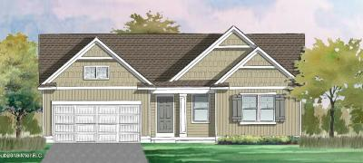 Hudsonville Single Family Home For Sale: 2107 Brindle Drive #17