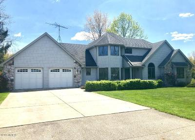 Berrien County, Branch County, Calhoun County, Cass County, Hillsdale County, Jackson County, Kalamazoo County, St. Joseph County, Van Buren County Single Family Home For Sale: 6700 Hayward Drive