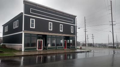 Ludington Commercial For Sale: 102 Second Street