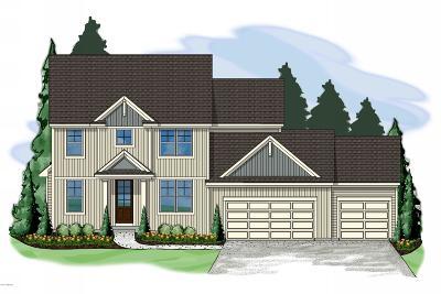 Portage Single Family Home For Sale: 6211 McGillicuddy Lane