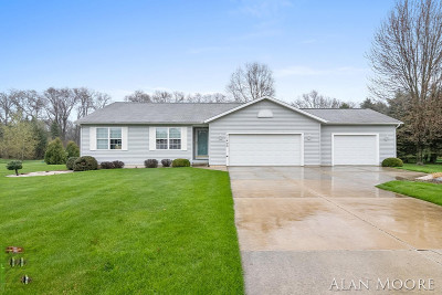 Rockford Single Family Home For Sale: 11400 Lindy Dr. Drive