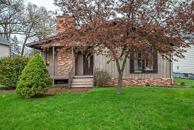 St. Joseph Single Family Home For Sale: 2737 Niles Road