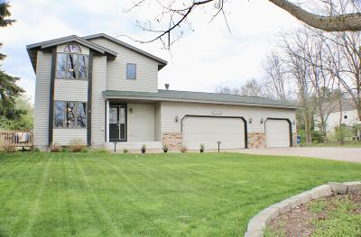 Grand Haven, Spring Lake Single Family Home For Sale: 15547 Leonard Street