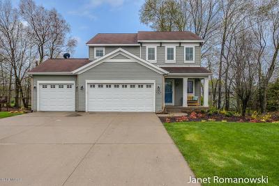 Rockford Single Family Home For Sale: 6786 Danboro Court NE