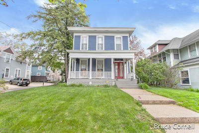Grand Rapids Single Family Home For Sale: 20 Union Avenue NE