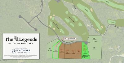 Residential Lots & Land For Sale: 4024 Legend Woods Lane