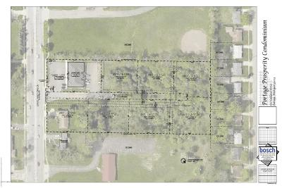 Kalamazoo County Residential Lots & Land For Sale: 5727 Oakland Drive #Unit 7