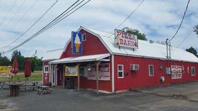 Scottville Commercial For Sale: 204 W State Street