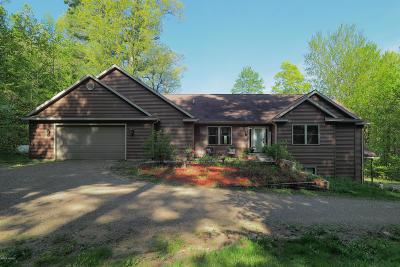 Van Buren County Single Family Home For Sale: 52725 County Rd 384