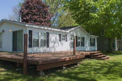 Van Buren County Single Family Home For Sale: 46147 Abernathy Drive