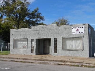 Benton Harbor MI Commercial For Sale: $65,000
