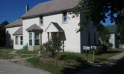 Manistee Single Family Home For Sale: 231 2nd Avenue