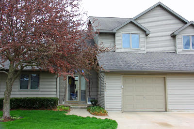 Big Rapids Condo/Townhouse For Sale: 17932 Riverbluff Drive