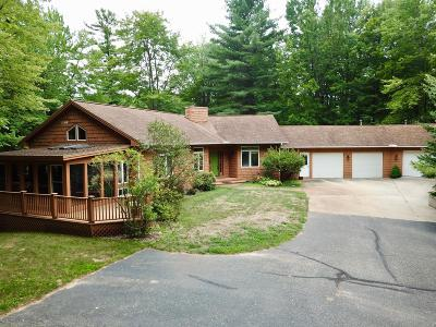 Wexford County Single Family Home For Sale: 312 Lakewood Drive
