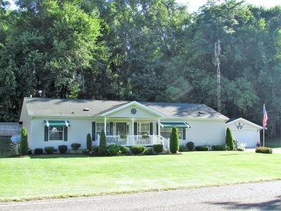 Coldwater MI Single Family Home For Sale: $189,900