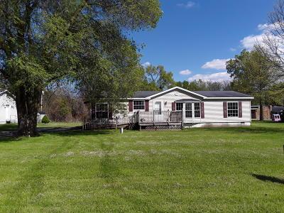Sturgis Single Family Home For Sale: 69875 Pamela Drive