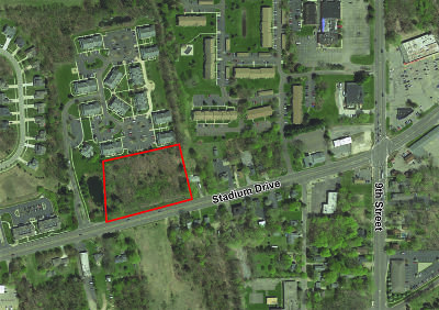 Kalamazoo Residential Lots & Land For Sale: 6740 Stadium Drive
