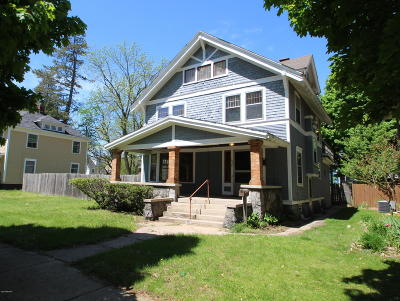 Multi Family Home For Sale: 1335 Sigsbee Street SE