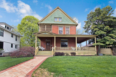 Holland, West Olive Single Family Home For Sale: 93 W 14th Street